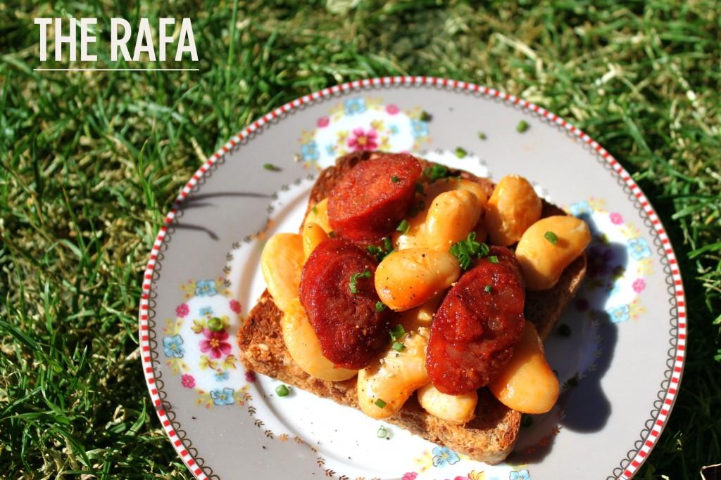 Rafa Nadal Nutritious Bread & Toast
