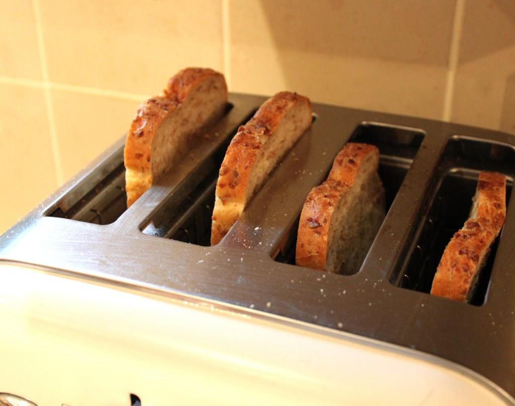 Toast Ticket