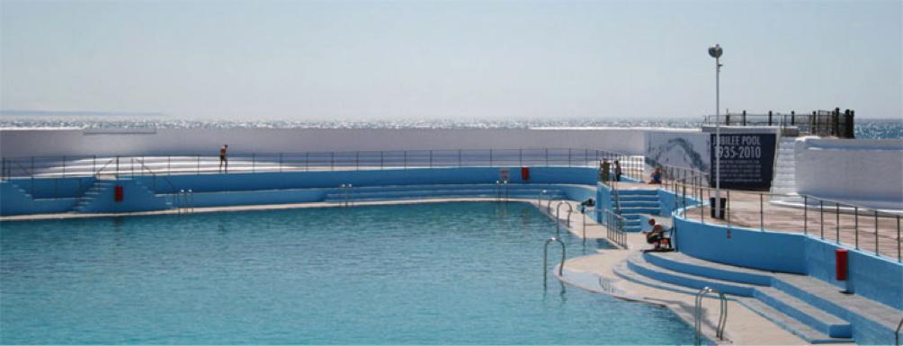 Jubilee Pool Penzance, Vogel's