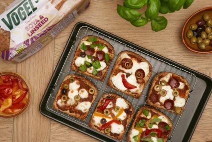 Easy Peasy Pizza Toast