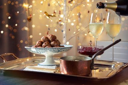 Cranberry & Walnut Stuffing Balls